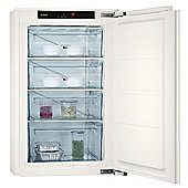 AEG AGS78800F0 Built In Freezer in White 4* freezer rating