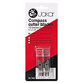 Jakar Blades For Compass Cut