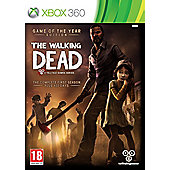 THE WALKING DEAD GOTY (X360)