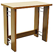 Balance - Office Desk Table / Computer Workstation - Oak