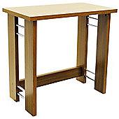 Balance - Office Desk Table / Computer Workstation - Oak