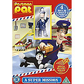 Postman Pat Sds: A Speedy Mission (With Figurine) DVD