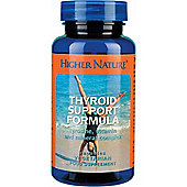 Higher Nature Thyroid Support Formula With Tyrosine 60 Capsules