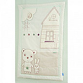 Grobag Louberry Bear Play Mat & Wall Hanging