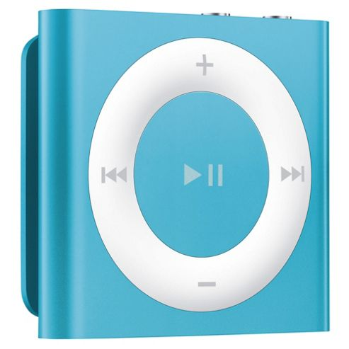 Apple 2GB (4th Gen) shuffle iPod Blue