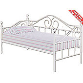 Ultimum Florence White Day bed