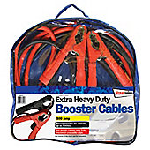3m X HD 500 Amp Booster Cable Suitable for up to 5000cc