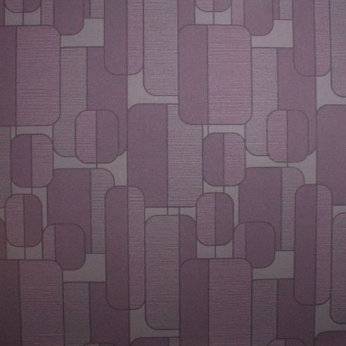buy superfresco easy paste the wall ponder plum geometric