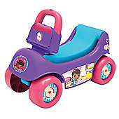 Doc McStuffins 2 In 1 Happy Hauler Ride-on