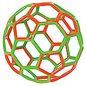 Gowi Toys Hex Ball (Yellow/Green)