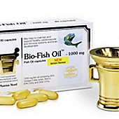 Bio Fish Oil 1000mg In Fish Gel Caps, 80