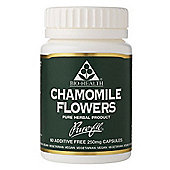Bio Health Chamomile Flowers 60 Veg Capsules