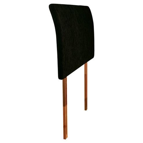 Elan Beds Calypso Upholstered Headboard - King - Black