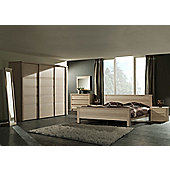 Sleepline Mundo Mirror - White Mat Lacquered - 208