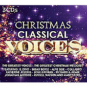 Christmas Classical Voices (3CD)