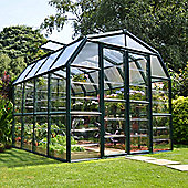 Rion Grand Gardener 8X8 Clear Greenhouse