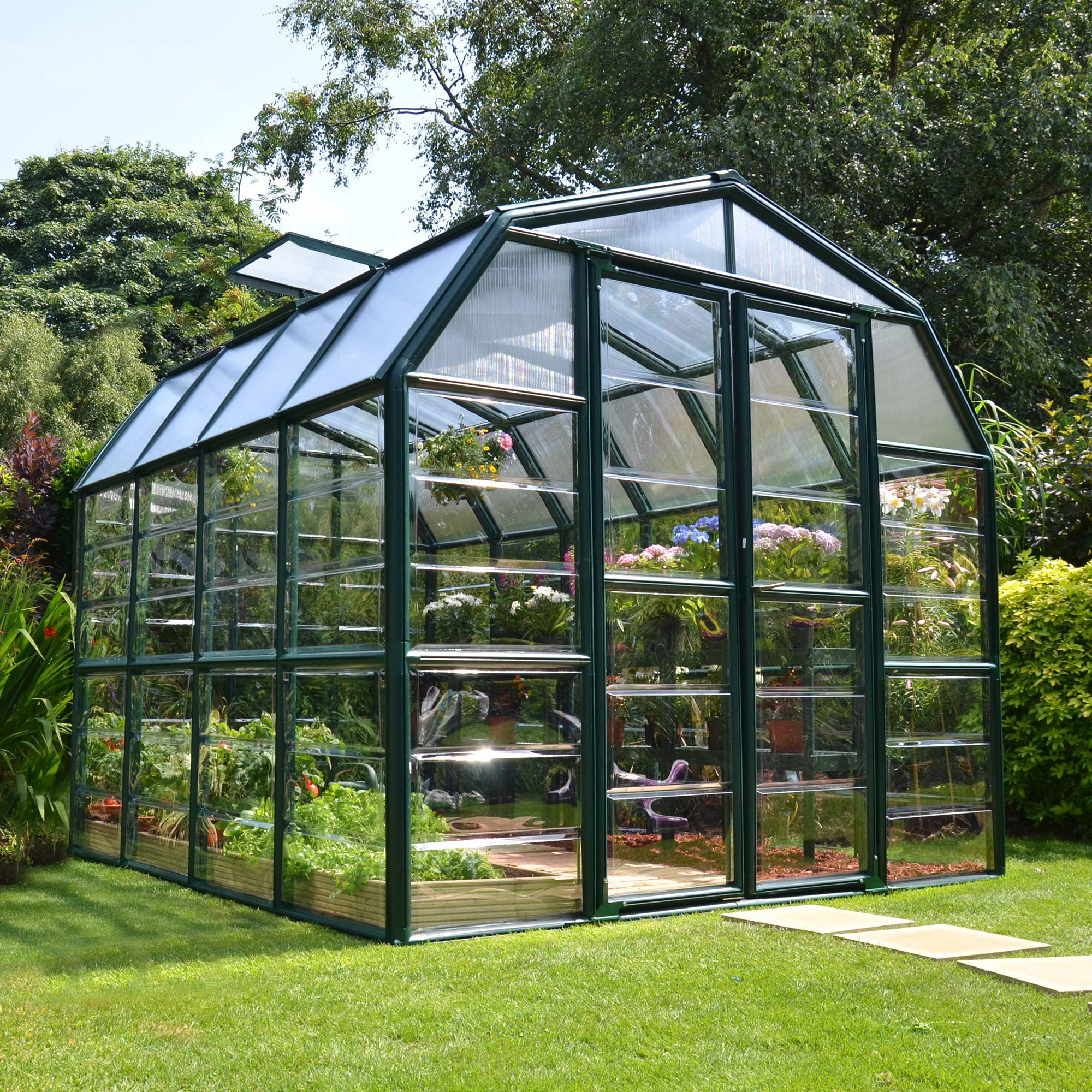Grand Gardener Clear 8X8 at Tesco Direct