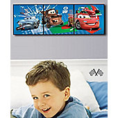 Disney Cars Box Art