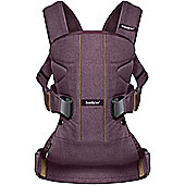 BabyBjorn Baby Carrier One (Blackberry Red)