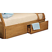 Epsom Underbed Drawers (Oak) Pair