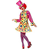 Clown Lady - Medium