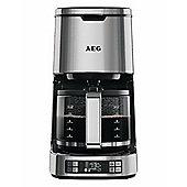 AEG KF7800 12 Cup Coffee Maker with AromaStrength Selector