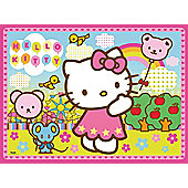 Hello Kitty 100 Piece Jigsaw Puzzle - Ravensburger