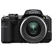 Fuji S8650 Digital Bridge Camera, Black, 16MP, 36x Optical Zoom