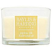 Baylis & Harding Multi-Wick Candle Jojoba & Silk Almond Oil