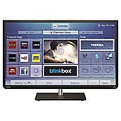 Toshiba 39L4353DB 39 Inch Smart WiFi Built In Full HD 1080p LED TV With Freeview HD