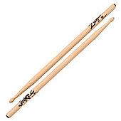 Zildjian 5B Wood Tip Hickory Anti-Vibe Drumsticks - Pair