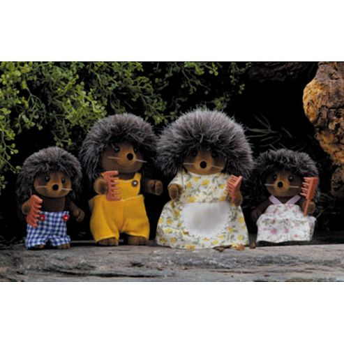 Sylvanian Families - Hedgehog Family