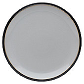 Denby Everyday Dinner Plate, Black Pepper