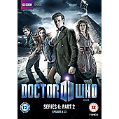 Doctor Who Series 6 Part 2 (DVD Boxset)