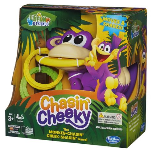 Chasin' Cheeky Game