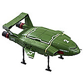 ThunderBirds Are Go - Thunderbird 2 with Mini Thunderbird 4