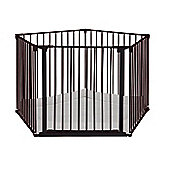 BabyDan BabyDen Play Pen Black