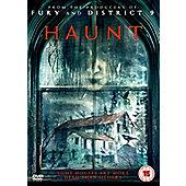 Haunt DVD