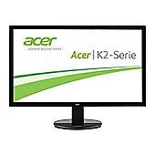 Acer K2 Series K272HLbd (27 inch) Full HD LED Backlit LCD Monitor 100M:1 300cd/m2 1920x1080 6ms DVI