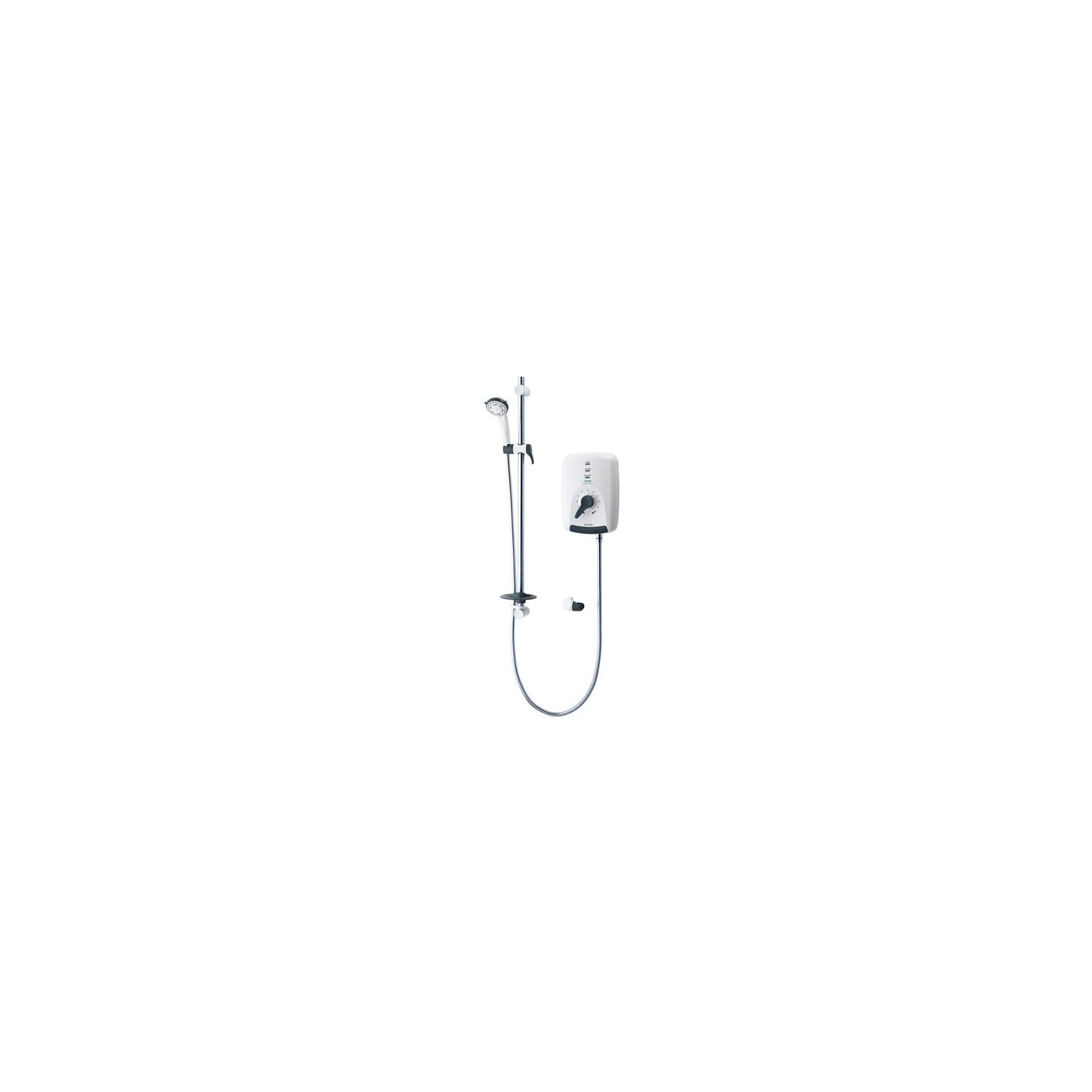 Triton Care Digilink Electric Shower 8.5kw White and Chrome at Tesco Direct