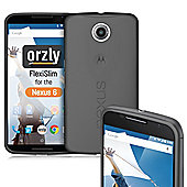 Orzly FlexiSlim Case for Nexus 6