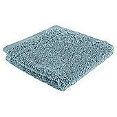 Tesco 100% Egyptian Cotton Bath Sheet - Blue