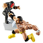 WWE Power Slammers - CM Punk and Kane