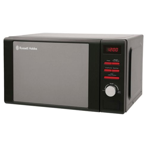 Russell Hobbs RHM2064D 20L Solo Microwave Black