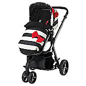 Cosatto Giggle 3 in 1 pushchair Go Lightly