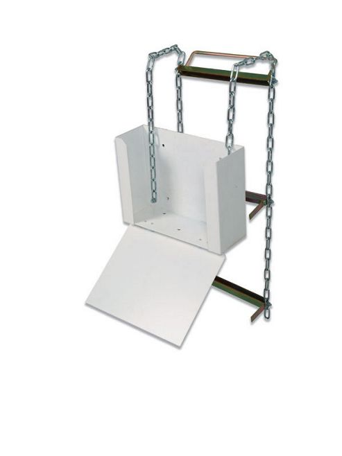 Amigo 5.49m (18ft) Fire Escape Ladder