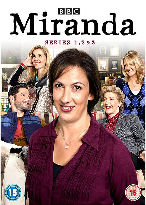Miranda Series 1-3 (DVD Boxset)