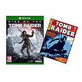 Xbox One Rise of The Tomb Raider + Exclusive Poster