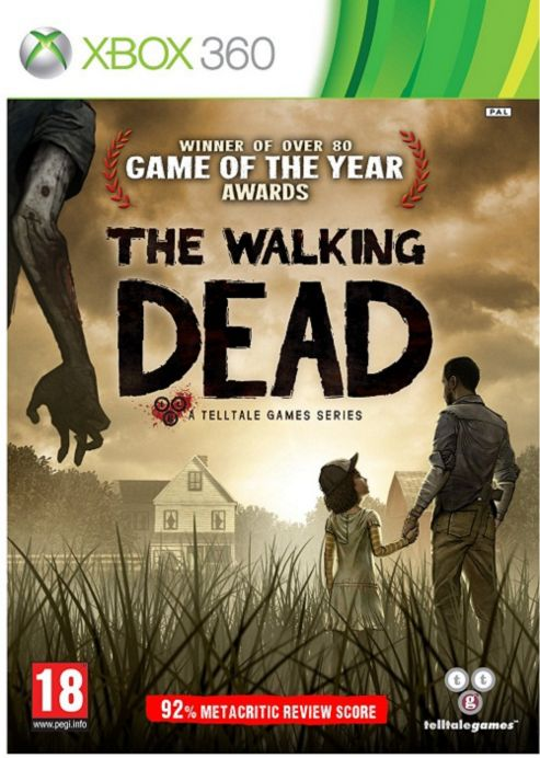 The Walking Dead By Telltale Games (Xbox 360)