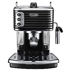 Delonghi Scultura Pump Espresso Coffee Machine Black